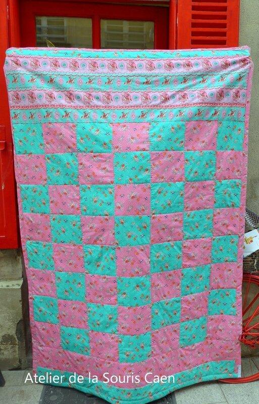 patchwork sur mesure