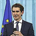 Victoire de Sebastian Kurz (ÖVP) aux <b>élections</b> législatives autrichiennes du 15 octobre 2017