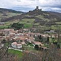 <b>Pays</b> <b>Cathare</b> : Chateaux et villages 1/5