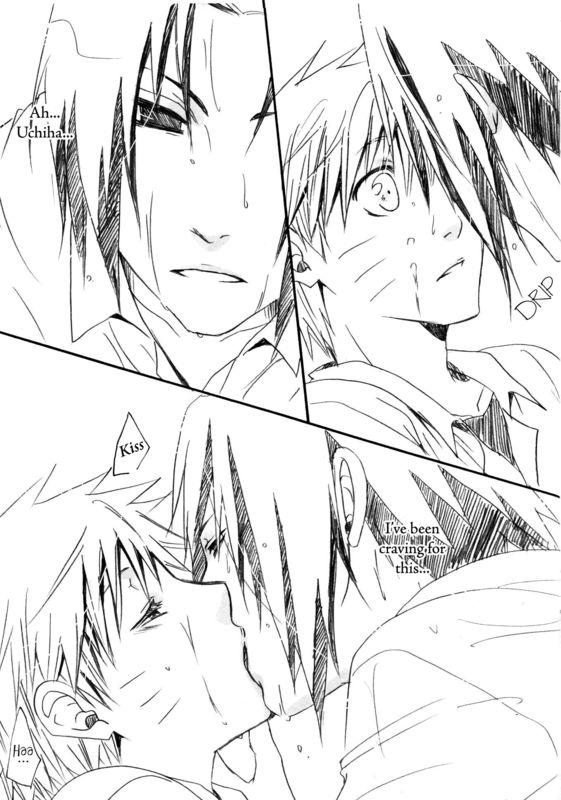 naruto sasuke yaoi. Ichijin no Ame : Sasuke et