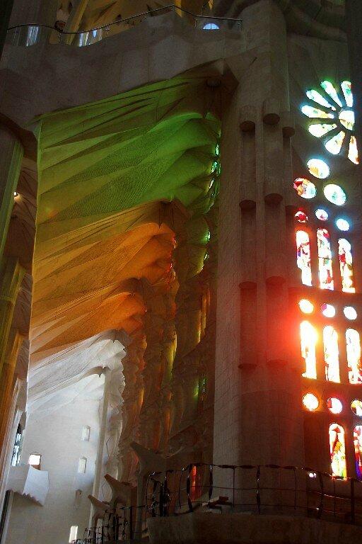 9-Barcelone, Basilica Sagrada Familia_6797