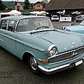 <b>Opel</b> Kapitän P2 1959-1963
