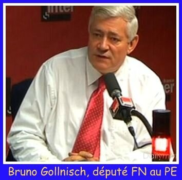 Gollnisch France Inter