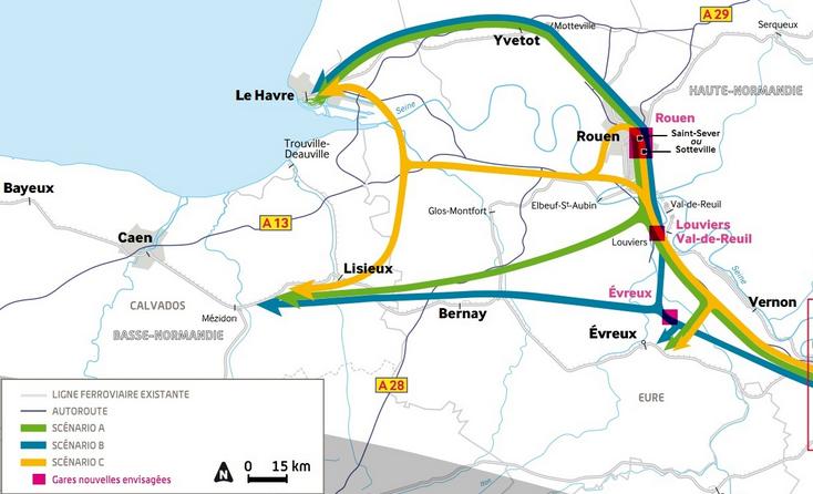 BILLET de FLORESTAN: Pour sauver le financement de la LNPN et sauver la Normandie, Hervé MORIN va devoir choisir….