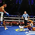 Matthysse Bat Peterson par KO ! et Alexander Bat Purdy abandon