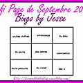 Défi <b>Page</b> de Septembre 2017 - <b>Pages</b> de Mano et de Ciléa