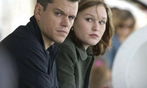 Matt Damon et Julia Stiles