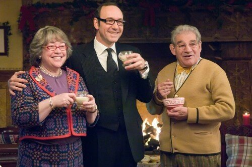 KATHY BATES, KEVIN SPACEY & TREVOR PEACOCK