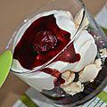 Eton mess fruits rouge à la chantilly allégée et mon anaphore du jour