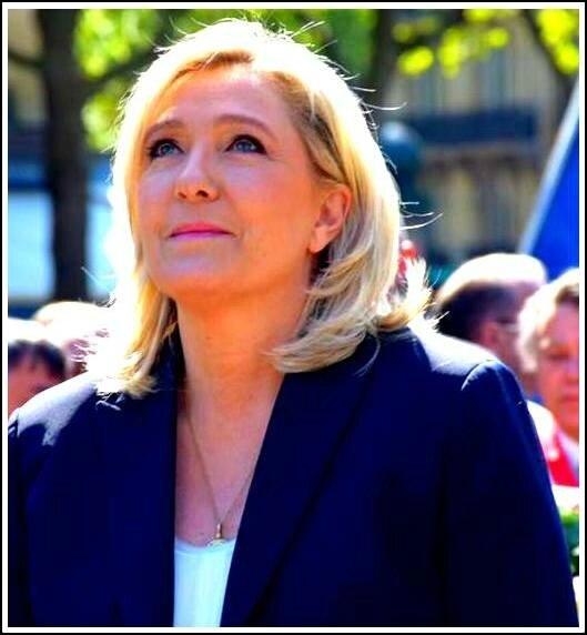 Marine Paris 1er mai 2016