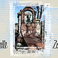 Emile Zola <b>Cimetière</b> de Montmartre Paris