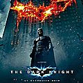 BATMAN : THE DARK KNIGHT - 8,5/10