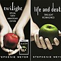 On connait le bonus de Stephenie Meyer pour les 10 ans de Twilight...