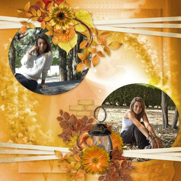 Flomelle - template 4 pack 3 kit - Louisel_journée_dautomne