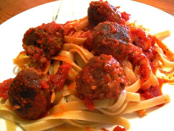 L 39 acadienne vegetarienne spaghetti aux boulettes de tofu - Cuisiner le tofu ferme ...