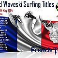 South African Open & World Waveski Surfing Titles