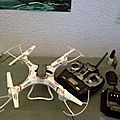 ¤¤ upgrade drone faye phantom autonomie ¤¤