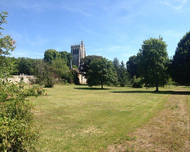 Abbaye de Bec Hellouin