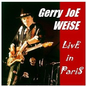 Live In Paris - Gerry Joe Weise - CD 1994
