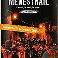 Moncontour - 1 décembre 2013 - Le Menestrail 14ème édition