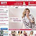 Code réduction Witt international