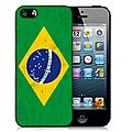 COQUE IPHONE : I LOVE BRAZIL