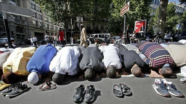 Paris islam