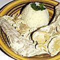 Aiguillette de canard à la crème et aux <b>champignons</b>