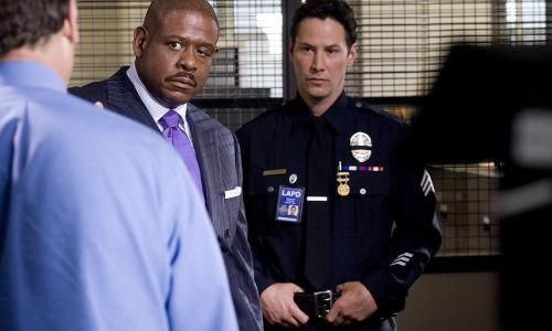 Forest Whitaker & Keanu Reeves