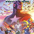 Panini Marvel <b>Captain</b> <b>America</b>