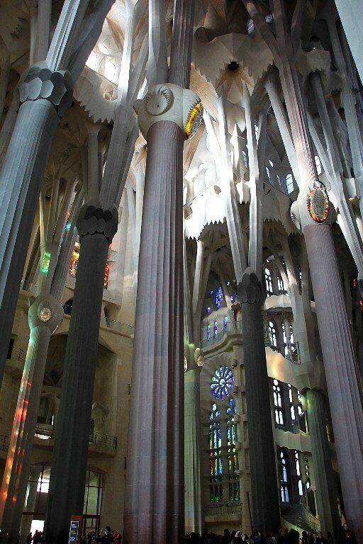 4-Barcelone, Basilica Sagrada Familia_6771