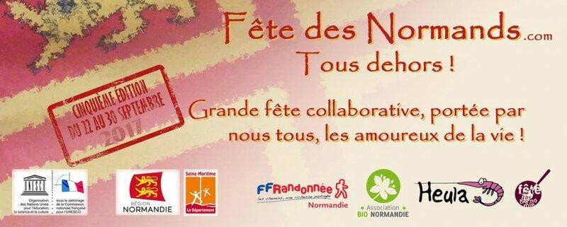 La Fête des Normands c'est à la SAINT MICHEL (29 septembre)