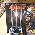 Comment rencontrer Hulk, Deadpool et Wolverine à New York ? En allant chez Midtown Comics bien sûr !