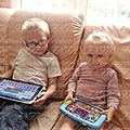 La <b>Tablette</b> Genius XL Color de chez Vtech
