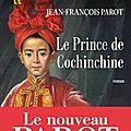 Le Prince de Cochinchine - Jean-François Parot