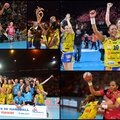 Finale de <b>Coupe</b> de <b>France</b> Handball 2012 - 2013