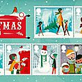 Christmas 2014 stamp designs unveiled