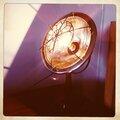 Une lampe style retro <b>industriel</b>