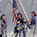 Tribute to the FDNY.