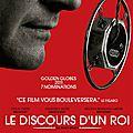 LE DISCOURS D'UN ROI - 7,5/10