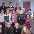 promotion 2008 de l'institut Erickson de liege