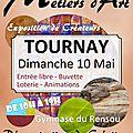 Marché des Métiers d'Art à Tournay