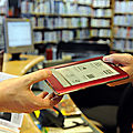 Le livre <b>numérique</b> en bibliothèque
