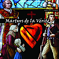 Les <b>Martyrs</b> de la Vende au Saint Spulcre d'Angers