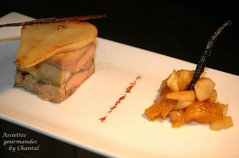 recettes avec du foie gras recette foie gras. Black Bedroom Furniture Sets. Home Design Ideas