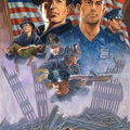 A beautiful tribute for the FDNY and NYPD