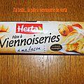 J'ai <b>testé</b>... La pâte à viennoiserie by Herta