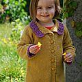 Veste Alana de Kids <b>Tricots</b> pour Ambre
