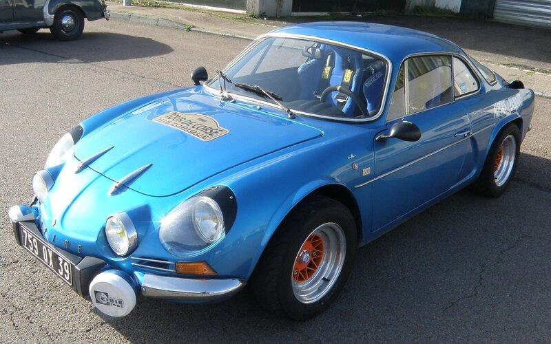 11 - Alpine A 110