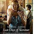 LAST DAYS OF SUMMER - 7,5/10